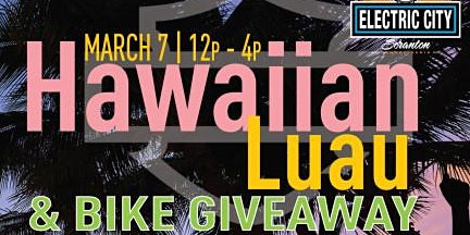 Hawaiian Luau & Bike Giveaway