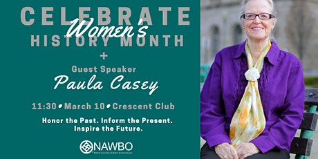 Monthly Luncheon - Celebrating Women's History Month tickets