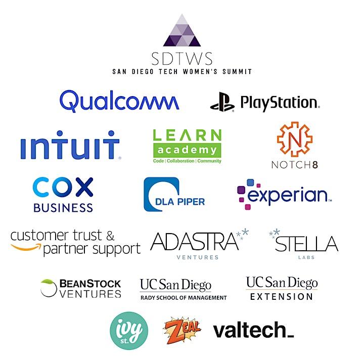 San Diego Tech Women's Summit image