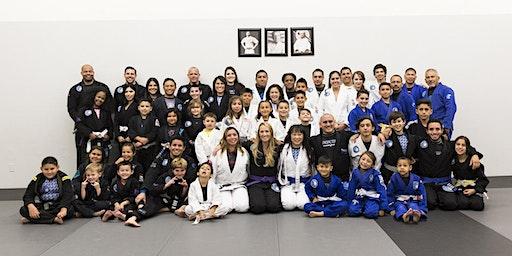 EDJ School of Jiu Jitsu Headquarters Grand Opening