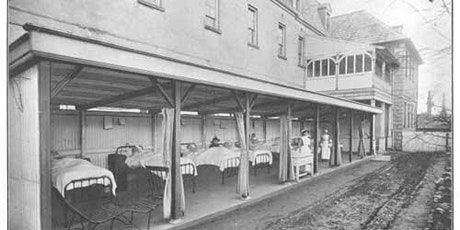 History Talk : The Treatment of Tuberculosis in Dublin 1896-1955 tickets