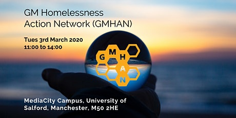 GM Homelessness Action Network (GMHAN) - Vision tickets