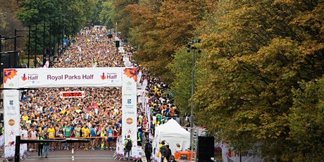 Royal Parks Half Marathon tickets