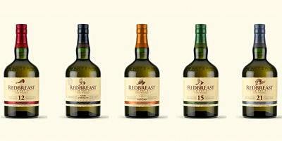 Pot O' Gold: A Redbreast Irish Whiskey Tasting & BBQ Dinner