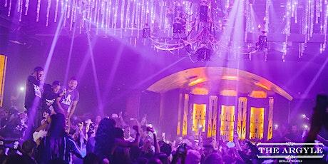 The Argyle Hollywood Club Nights Guest List tickets
