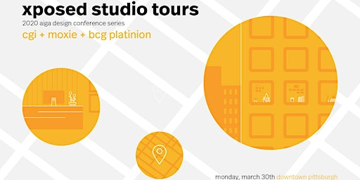 Conference Studio Tours: CGI, Moxie, and BCG Platinion