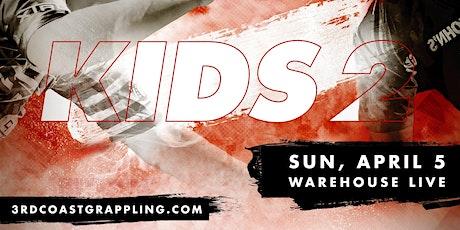 Third Coast Grappling Presents: Kids 2 tickets