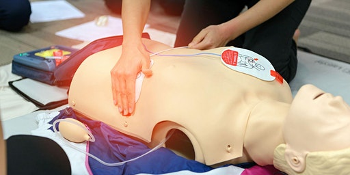 Heartsaver First Aid/ CPR/ AED
