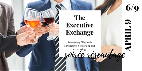 The Executive Exchange Networking Evening (4.0) tickets