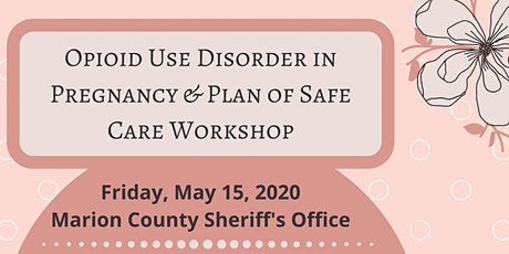 Opioid Use Disorder in Pregnancy & Plan of Safe Care Workshop tickets