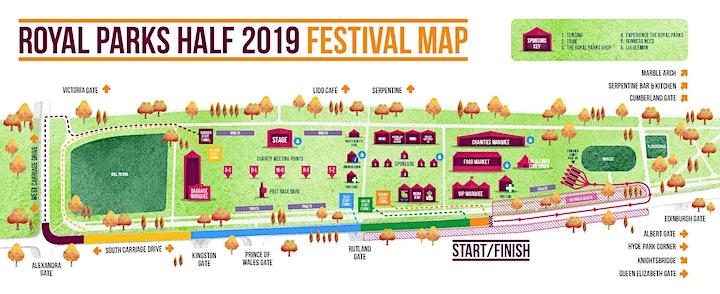 Royal Parks Half Marathon image