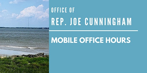 Rep. Cunningham's Charleston Mobile Office Hours