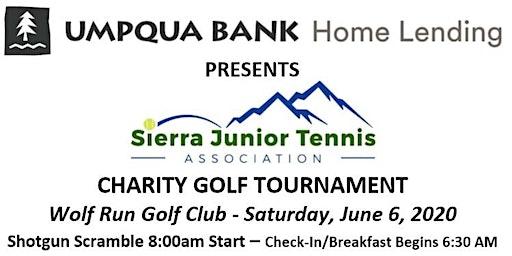 SJTA Charity Golf Tournament - June 6, 2020