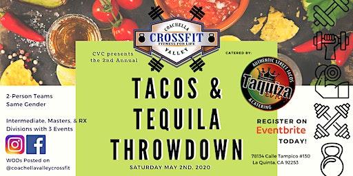 Tacos & Tequila Throwdown 2
