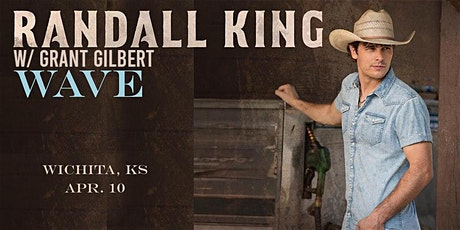 Randall King w/ Grant Gilbert live at WAVE tickets