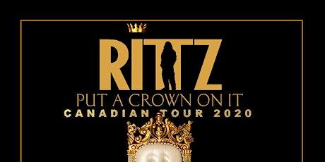 Rittz Live In Ottawa tickets