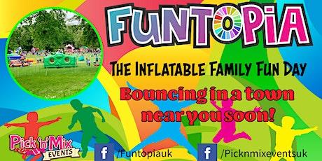 Funtopia at Handsworth tickets