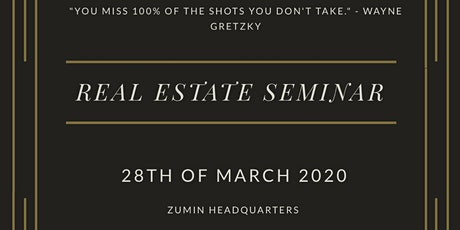 Real Estate Investment Seminar: How to grow your portfolio tickets