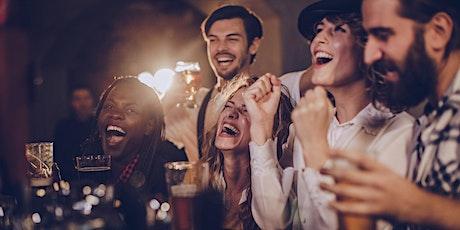 Fluency Pub Night biglietti