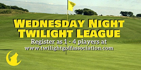 Wednesday Twilight League at Forest Hills Golf Course tickets