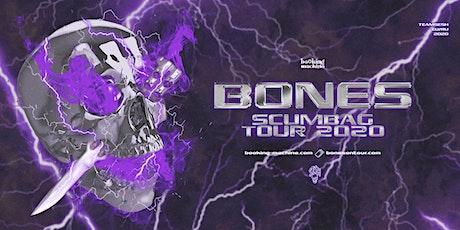 Bones (TeamSESH, USA) in Warsaw tickets