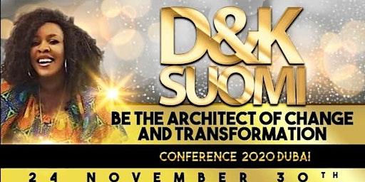 The 6th D&Ksuomi International Humanitarian Conference Dubai 2020