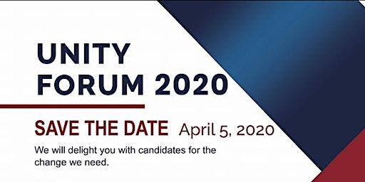 Unity Forum 2020