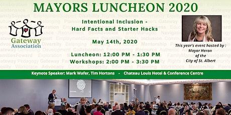 Gateway Association's 8th Annual Mayor's Luncheon tickets