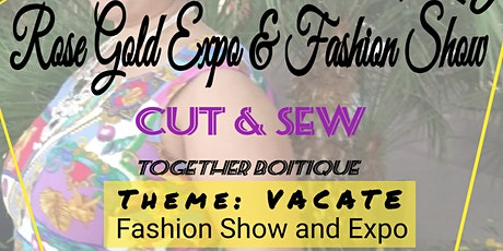 Rose Gold Expo & Fashion Show  tickets