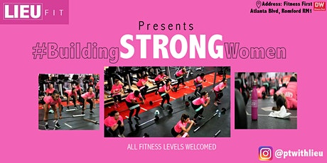 Building Strong Women tickets