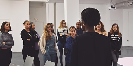 Fashion tech innovation lab tour - Meet the team in person billets