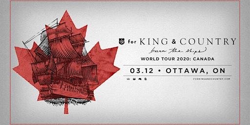 Burn the ships | World Tour 2020: CANADA