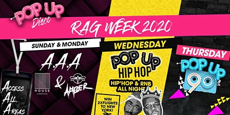 Pop Up Disco: Pop Up Rag Week tickets