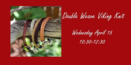 Double Weave Viking Knit tickets