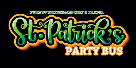 ST. PADDY PARTY BUS - ATLANTA tickets