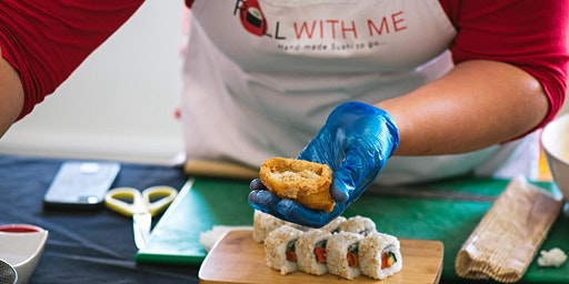 Beginners sushi-making class