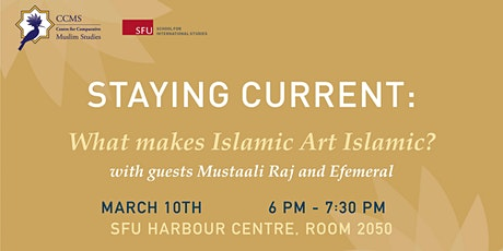 Staying Current: What makes Islamic Art Islamic? tickets