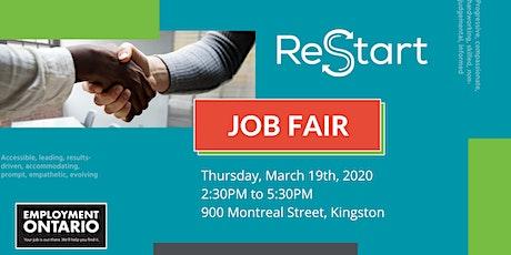 ReStart Job Fair 2020 tickets