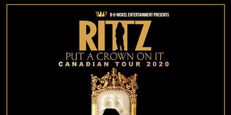 RITTZ - LIVE IN CONCERT - OSHAWA tickets