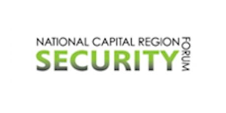 NCR Security Forum Quarterly Breakfast tickets