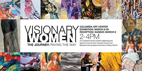 Visionary Women, The Journey: Paving the Way (Reception) tickets