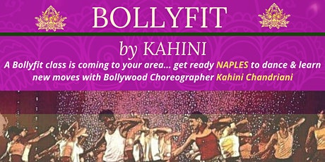 BOLLYFIT - Indian Style Dance Workshop by KAHINI  tickets
