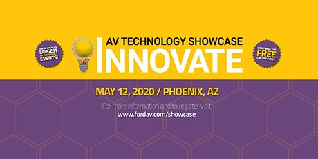 Innovate 2020 Phoenix Showcase tickets