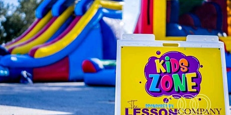 FREE Kids Zone @ The Grove at Wesley Chapel tickets