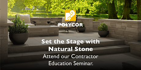 Polycor Hardscapes & Masonry Contractor Education Seminar 2020 tickets