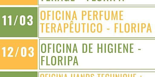 Curso Perfume Terapêutico - Sistema 13 Aromas