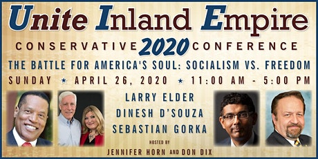 7th Annual AM590 The Answer Unite IE Conservative Conference  tickets