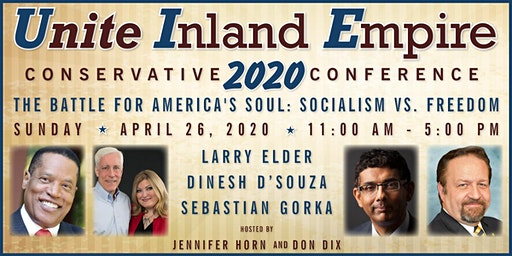 7th Annual AM590 The Answer Unite IE Conservative Conference