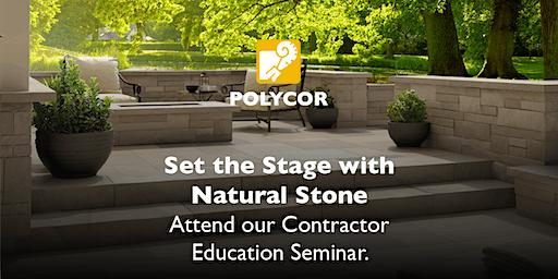 Polycor Hardscapes & Masonry Contractor Education Seminar 2020