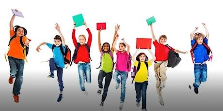 免费数学(2-12年级)英语(2-5年级)水平测试(原价$75) tickets